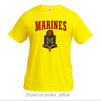 _T-Shirt (Unisex): 5th Marine Regiment (Short Sleeve, Unisex)