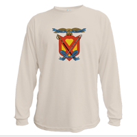 _Long Sleeve Shirt (Unisex): 4th Marine Regiment