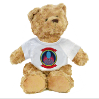 Plush Teddy Bear: VMU 1 (customizable)