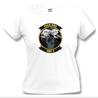 _T-Shirt (Ladies): VMU 3