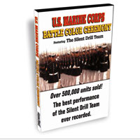 DVD: USMC Battle Color Ceremony