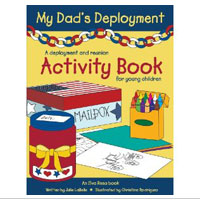 My Dad's Deployment Activity Book