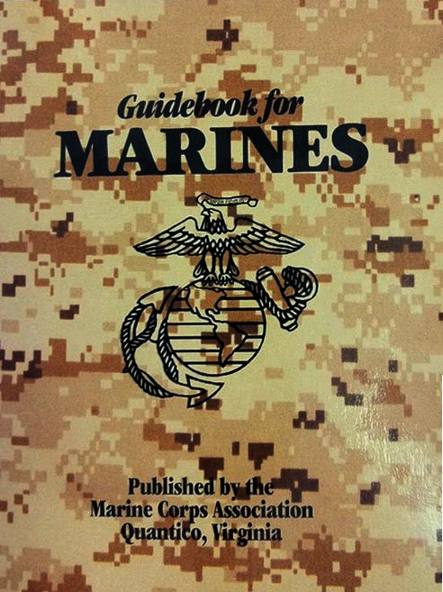 Guidebook for marines 19th edition