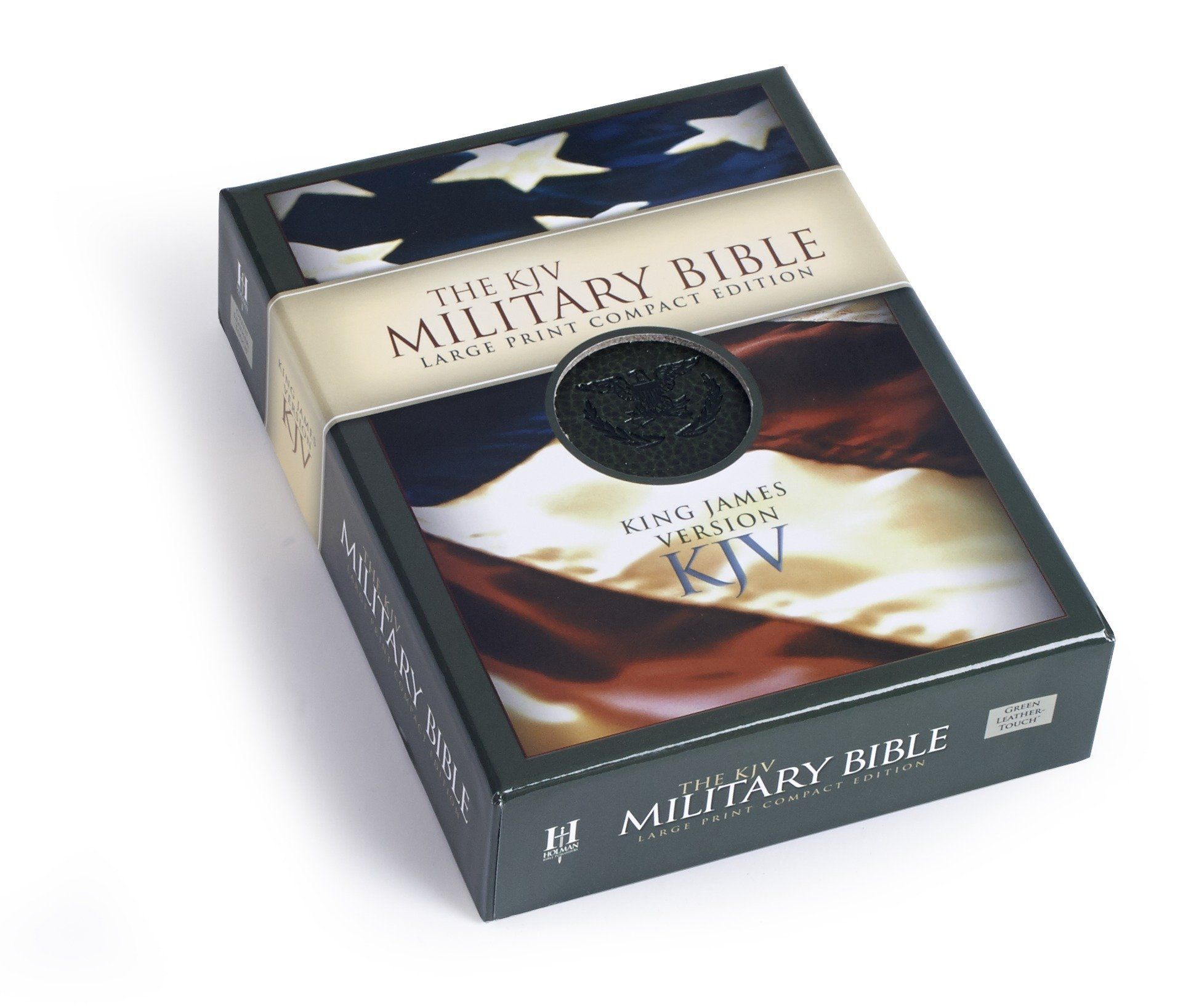 Bible for Military (King James Version, Compact Size)