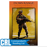 Book: Downrange to Iraq and Back