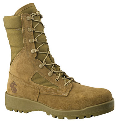 Official Marine Corps Uniform Boots