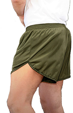 Adult Tricot Running Short 18
