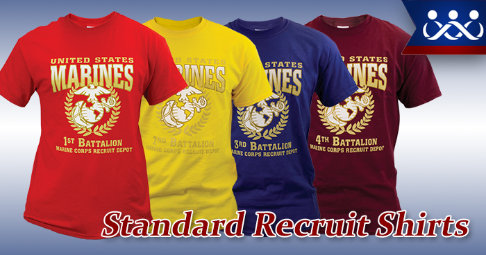 Standard Recruit Shirts