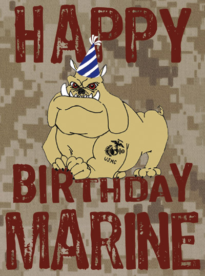 Happy Birthday Usmc Quotes ~ The marine corps birthday love quotes beautiful pictures