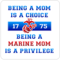 Being a Marine Mom is a Privilege
