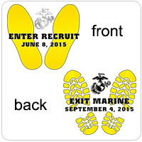 Enter Recruit, Exit Marine