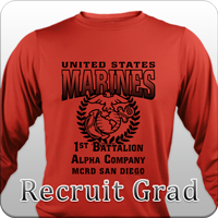 Customizable Marine  Corps  Boot 