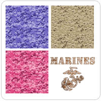 You Save! Overstock: Marines Camo