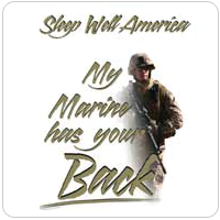My Marine Has Your Back
