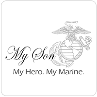 My Hero. My Marine.