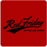 Red Friday, Support our Troops