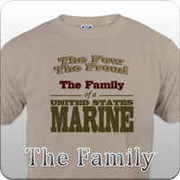 The Few  The Proud The   Family of a  United States Marine