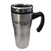 Thermal Mug: Stainless Steel, Marine Corps, The Few. The Proud.
