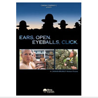 DVD: Ears, Open. Eyeballs, Click.