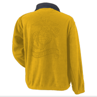 Jacket, Fleece: Semper Fidelis (Yellow)
