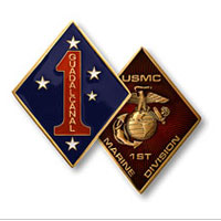 Z Coin, 1st Marine Division