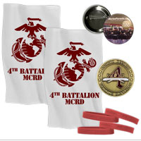 Corps Kit™ Recruit Pride: 4th Recruit Btn