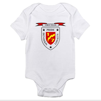 _T-Shirt/Onesie (Toddler/Baby): 1/7 Marines