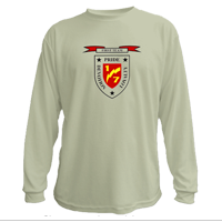 _Long Sleeve Shirt (Unisex): 1/7 Marines