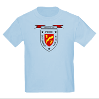 _T-Shirt (Youth): 1/7 Marines