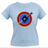 _T-Shirt (Ladies): 2/7 Marines