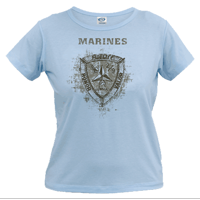 __Vintage T-Shirt (Ladies): 2/9 Marines