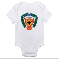_T-Shirt/Onesie (Toddler/Baby): 3/4 Marines