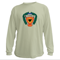 _Long Sleeve Shirt (Unisex): 3/4 Marines