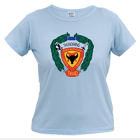 _T-Shirt (Ladies): 3/4 Marines