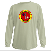 _Long Sleeve Shirt (Unisex): 3/7 Marines