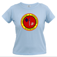 _T-Shirt (Ladies): 3/7 Marines