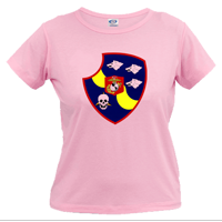 _T-Shirt (Ladies): 3rd LAR