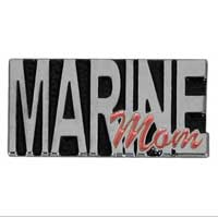 Lapel Pin, Marine Mom