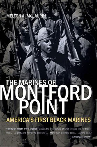 The Marines of Montford Point book cover