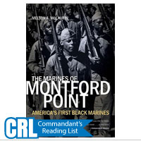 Marines of Montford Point: America's First Black Marines, The