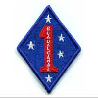 Patch: 1st Division Color