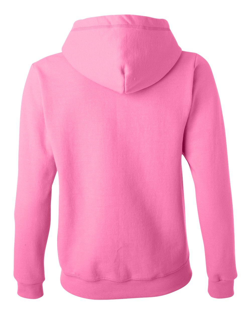 _Full-Zip Ladies' Hoodie (Pink Only): You Choose Design