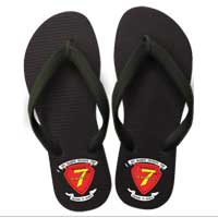 Flip Flops: 7th Marine Regiment
