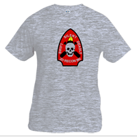 _T-Shirt (Unisex): 2nd Recon Marines