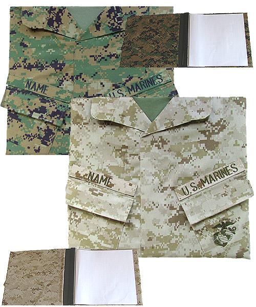 Modern USMC Dress Blues with medals & all - UNIFORMS - U.S