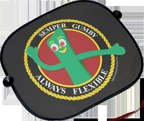 Semper Gumby Marine Corps Icon
