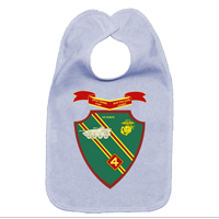 Baby Bib: 4th Tanks