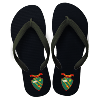 Flip Flops: (adult or youth sizes) 4th Tanks