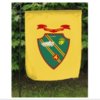 Garden Flag: 4th Marines