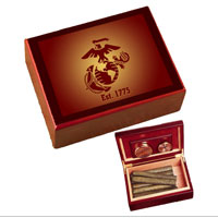 Cigar Humidor: Established 1775